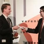 Jelle van Haaster wint Rene Olthuisprijs