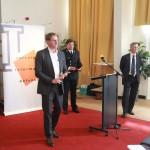 Ronald Zondervan en Koen Dibbets (Cisco)