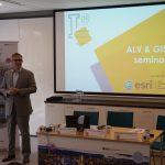 ALV en GIS Seminar